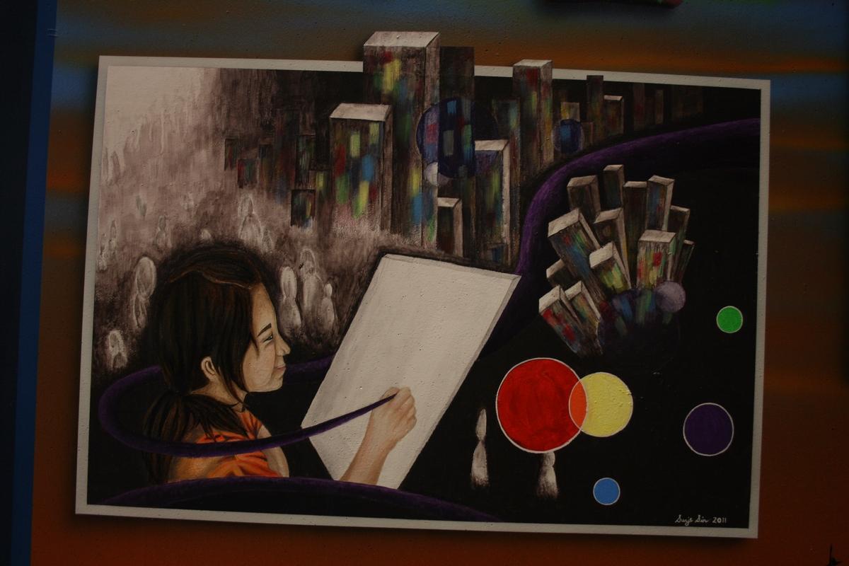 KidsMatter Way-finding Murals - Image 71