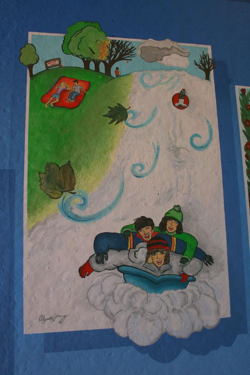 KidsMatter Way-finding Murals - Image 11