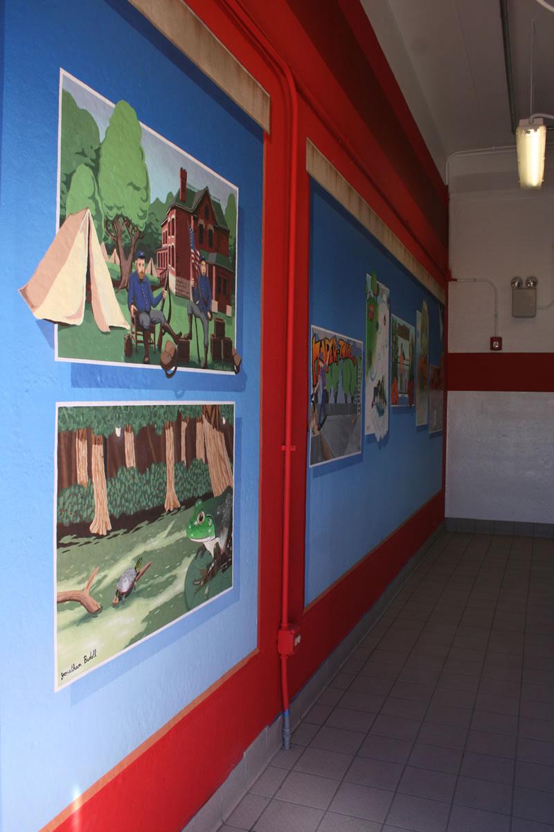 KidsMatter Way-finding Murals - Image 20