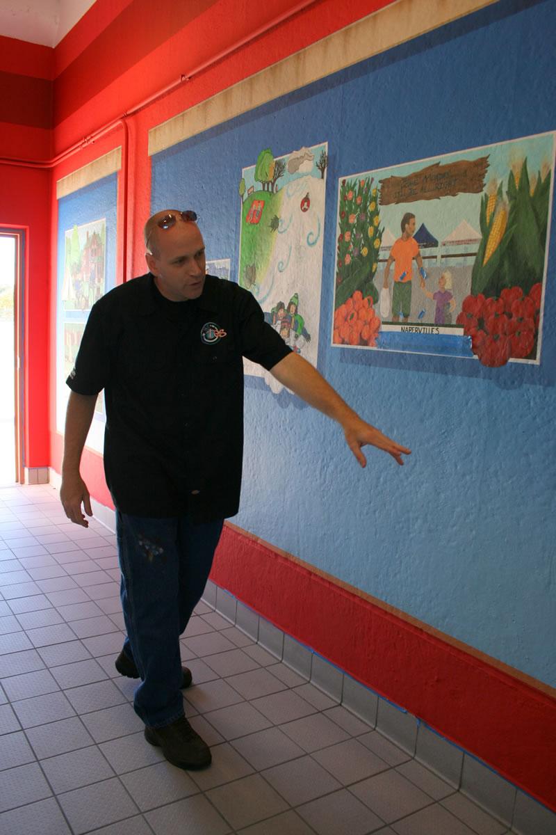KidsMatter Way-finding Murals - Image 22