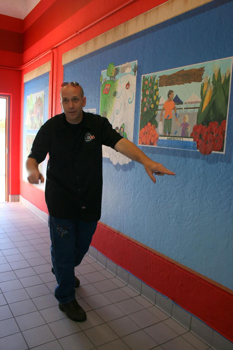 KidsMatter Way-finding Murals - Image 23