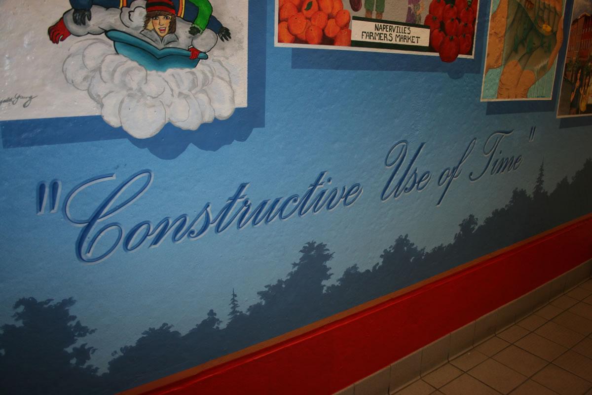 KidsMatter Way-finding Murals - Image 34